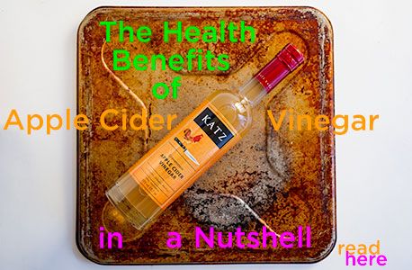 Article The Health Benefits of Apple Cider Vinegar in a Nutshell