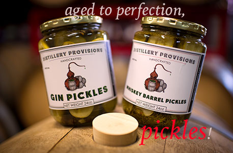 Pickles of all kinds