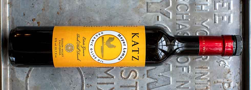 Katz Meyer Lemon Olive Oil