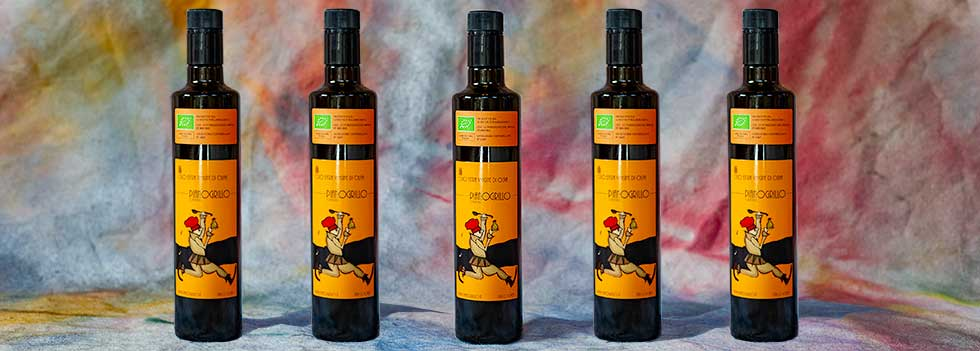 Pianogrillo Italian Olive Oil