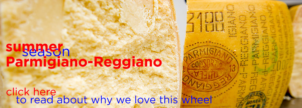 Summer Parmigiano-Reggiano Cheese