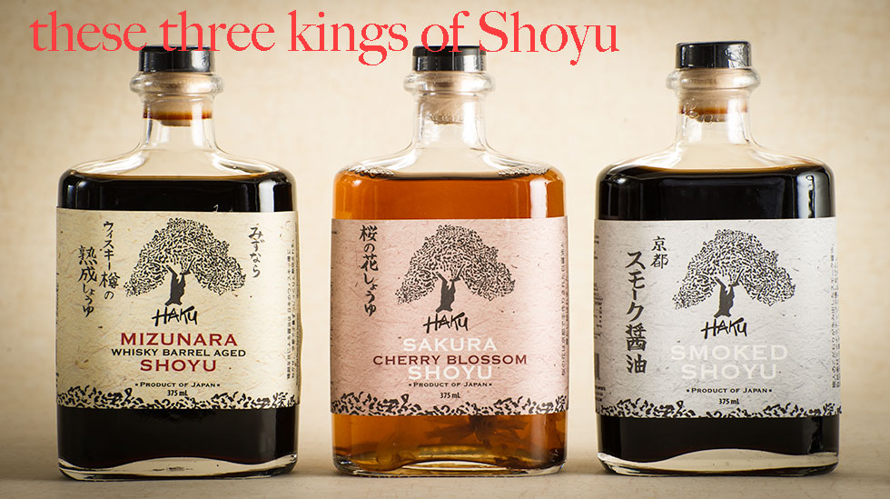Three Kings Of Shoyu