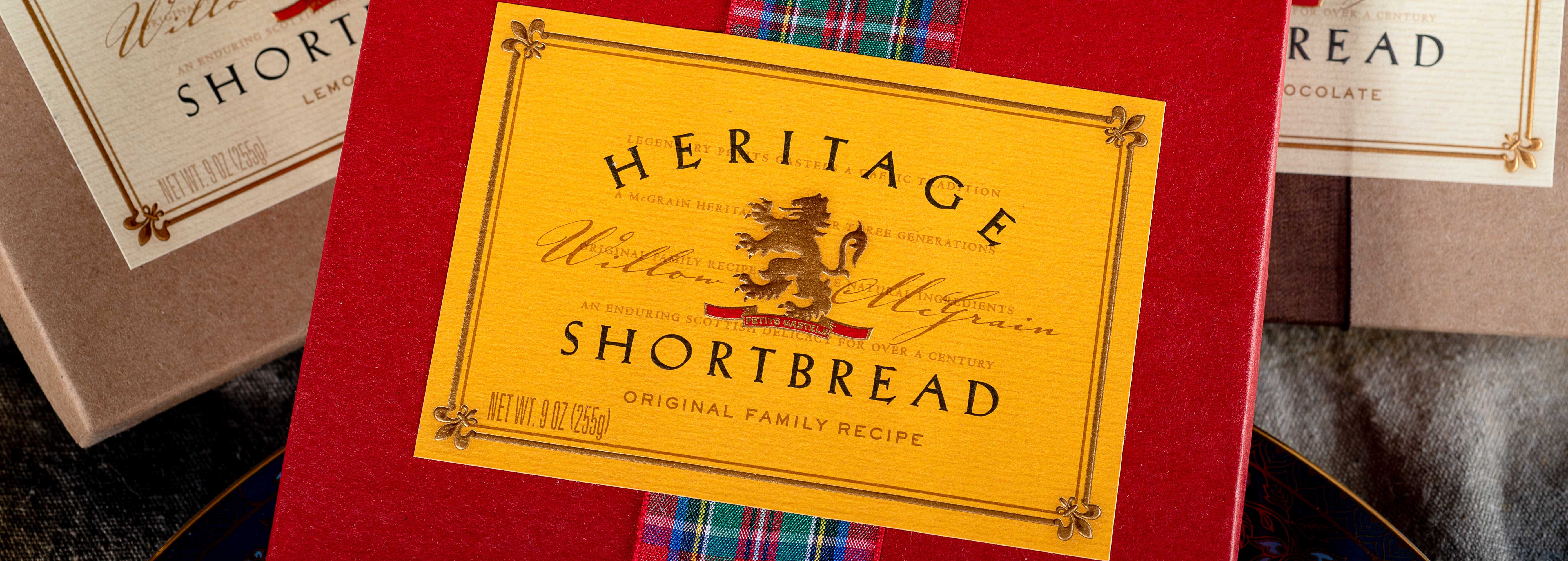 Heritage Shortbread Holiday