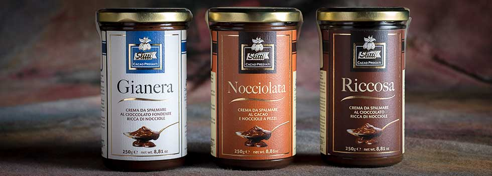 Andrea Slitti Chocolate from Italy