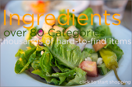 Over 1000 hard-to-find ingredients