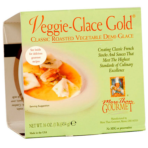 Veggie-Glace Gold - Vegetable Demi-Glace