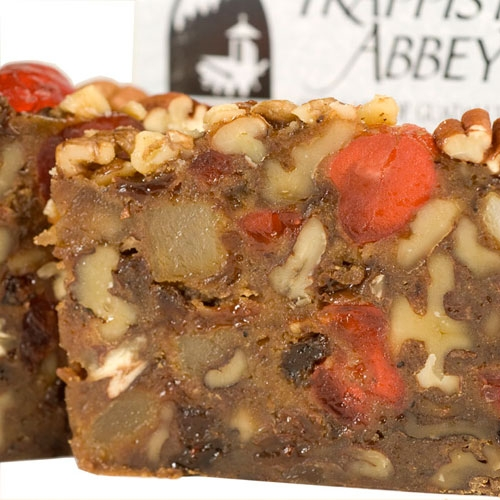 Fruitcake from Trappist Abbey - 1 pound - Oregon