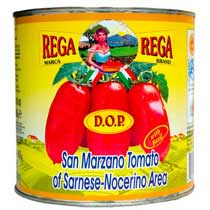 San Marzano (DOP) Tomatoes - 90oz can
