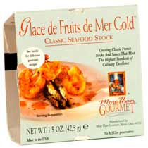 Glace de Fruits de Mer - Seafood Stock - 1.5 oz