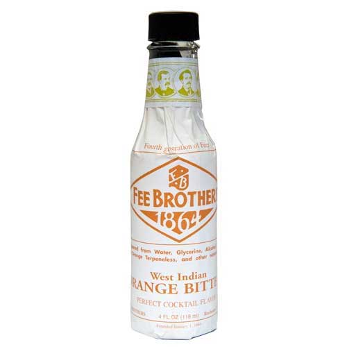 Fee Brothers - West Indian Orange Bitters