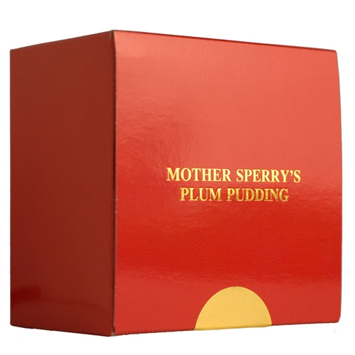 Mother Sperry's Plum Pudding - Medium