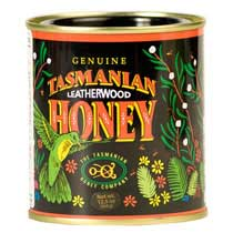 Tasmanian Leatherwood Honey - 350g