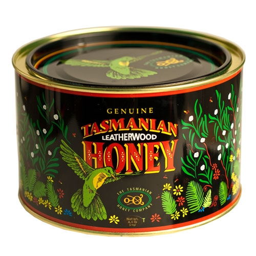 Tasmanian Leatherwood Honey 2KG