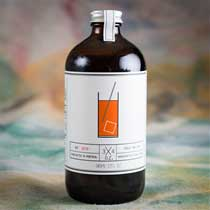 3 X 4 oz Handcrafted Tonic Syrup - 500 ml
