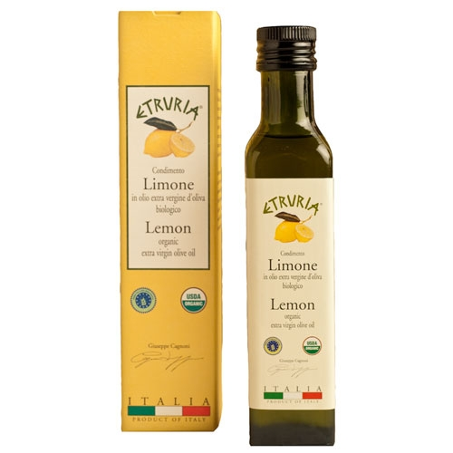Sorrento Lemon Olive Oil Organic - Italy