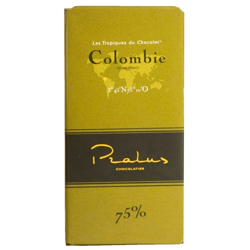 Pralus Colombie Dark Chocolate 75% Bar