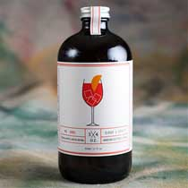 3 X 4 oz Handcrafted Spritz Syrup - 500 ml