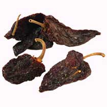 Dried Ancho Chili Pods