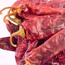 Dried New Mexico Chili Pods