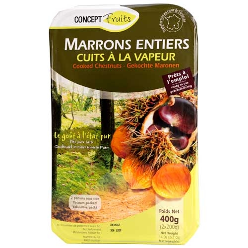 Whole Chestnuts - 14 oz