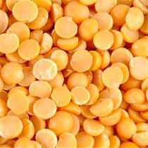 Organic Yellow Split Peas