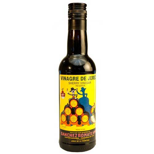 Sherry Vinegar - Sanchez Romate Reserva