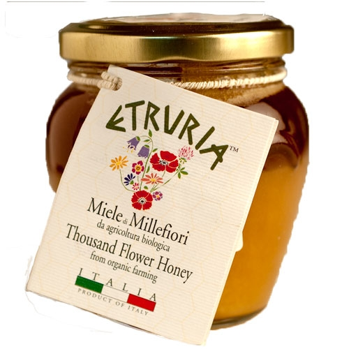 Thousand Flower Honey - Organic - Italy