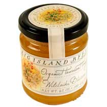 Big Island Bees Wilelaiki Blossom Honey - Organic