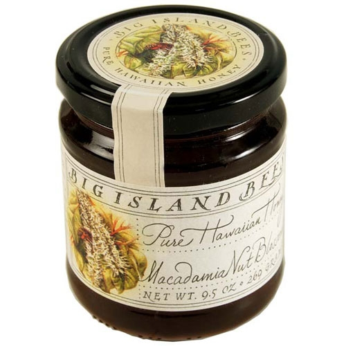 Big Island Bees Macadamia Blossom Honey