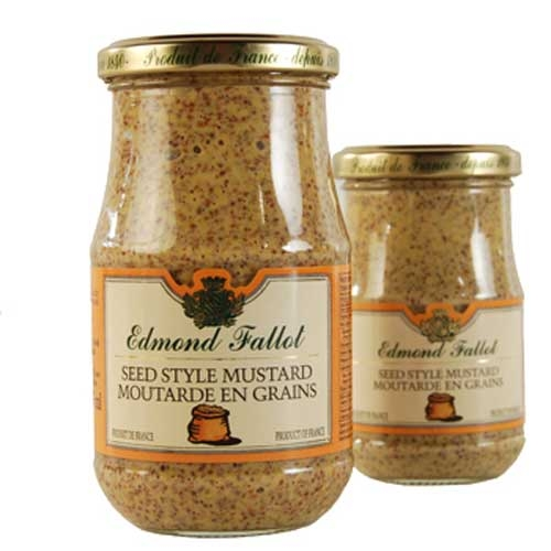 Fallot Whole Grain Mustard - Large