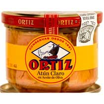 Ortiz Yellowfin Tuna - Atun Claro (jar)
