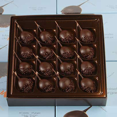 Chocolate, Armagnac & Cherries - Mademoiselle de Margaux