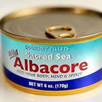 Sacred Sea Albacore Tuna (Oregon)