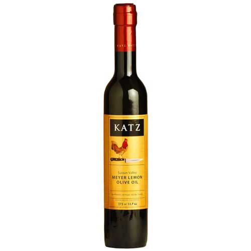 Katz Meyer Lemon Olive Oil - Organic