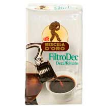 Filtrodec Decaf 100% Arabica Coffee Beans - 8 oz brick