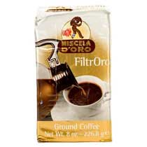Filtroro 100% Arabica Ground Coffee - 8 oz brick
