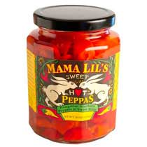Mama Lils Sweet Hot Peppas
