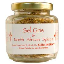 Sel Gris aux North African Spices