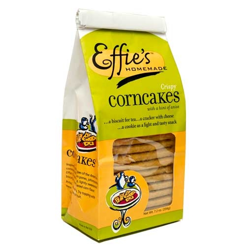 Effie's Homemade Corncakes