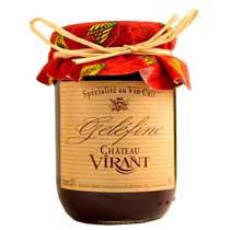 Chateau Virant Wine Jelly - France