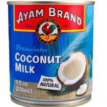 Ayam Premium Coconut Milk (Coconut Cream) - 1 can
