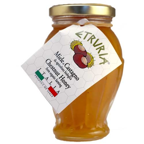 Etruria Chestnut Honey - Organic