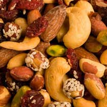 Fastachi's Cranberry Nut Mix