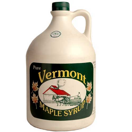 Maple Syrup - Organic - Vermont 1 GAL