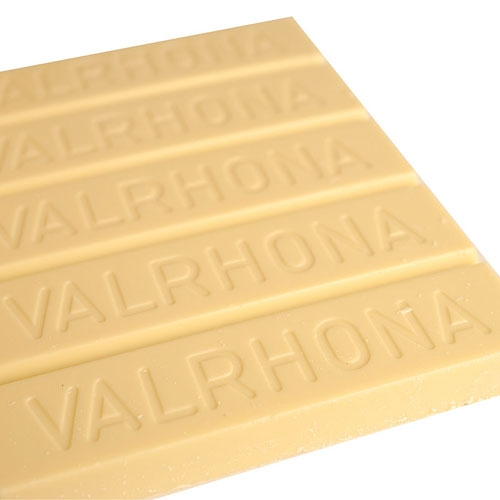 Valrhona Ivoire White Baking Chocolate