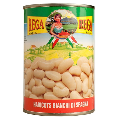 Rega Rega Butter Beans - Canned