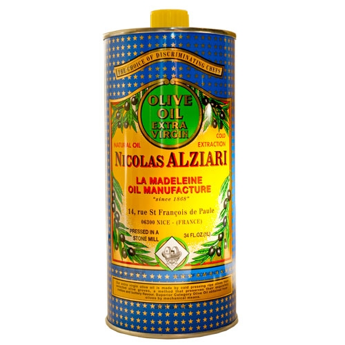 Nicolas Alziari Olive Oil - 1000 ml
