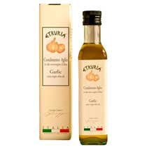 Garlic Olive Oil - Organic
