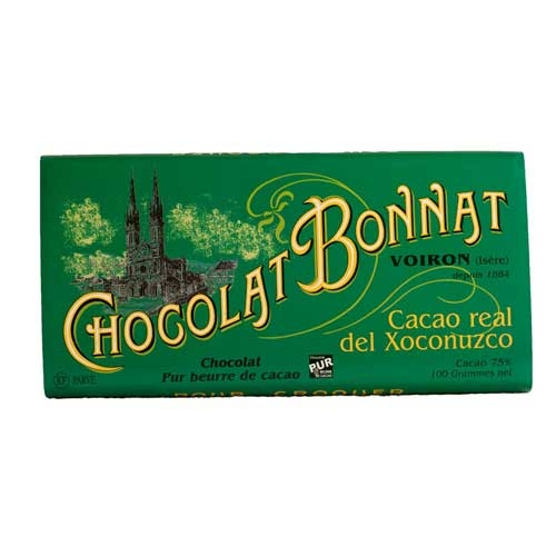 Bonnat Real Del Xoconuzco 75% bar