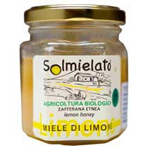 Solmielato Lemon Blossom Honey - Organic - Italy
